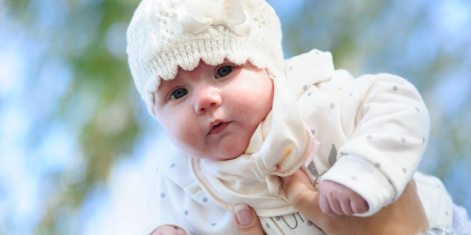 Baby-Shooting Sophie